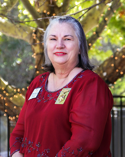Debbie Davis Grand Secretary 2019-2020