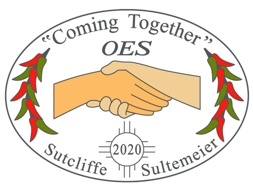 Coming Together OES 2020 logo